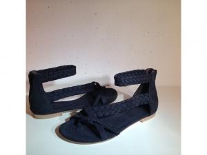Kennel & Schmenger - Riemen-Sandale - dunkelblau