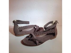Kennel & Schmenger - Riemen-Sandale - taupe