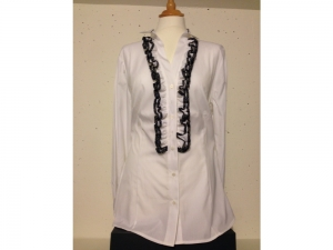 B.M.-company Blousemakers - Langarm-Bluse weiss ..